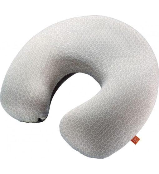 poduszka podróżna na szyję, poduszka podróżna, poduszka do samolotu, poduszka rogal, poduszka hybrydowa, poduszka na kark