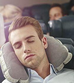 Poduszki podróżne