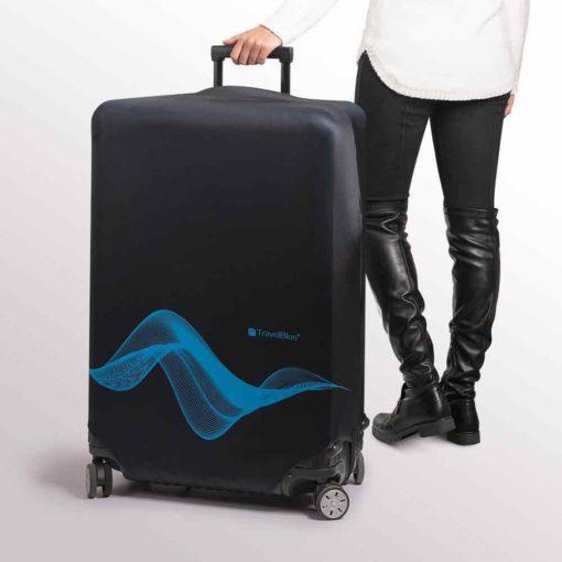 ochraniacz na dużą walizkę, pokrowiec na walizkę, ochraniacz walizki, pokrowiec na małą walizkę, pokrowiec na średnią walizkę, pokrowiec na dużą walizkę