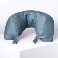 poduszka do samolotu na szyję, poduszka podróżna, poduszka do samolotu, poduszka na szyję, poduszka na kark, poduszka z kaczym pierzem