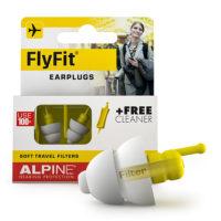 Stopery do uszu, Alpine Flyfit, zatyczki alpine, stopery alpine, stopery do samolotu, stopery do spania, zatyczki do samolotu, zatyczki do uszu, zatyczki do spania, stopery do uszu